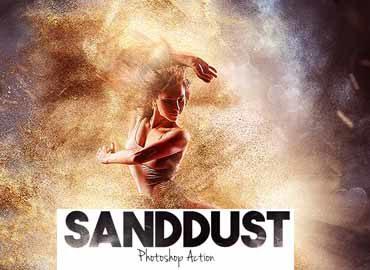 san dust
