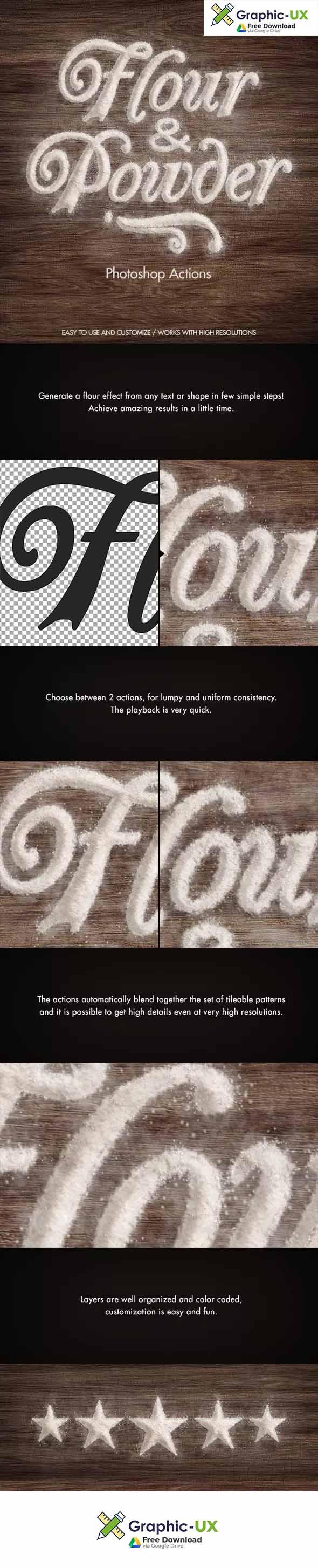 Flour & Powder