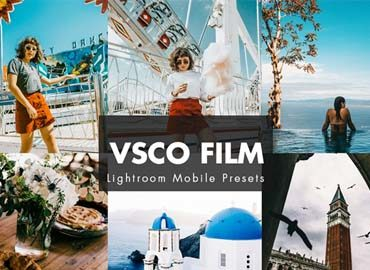 vsco film presets free download