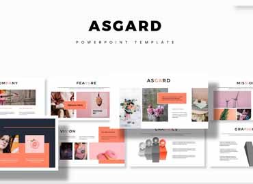 Asgard - Powerpoint Template