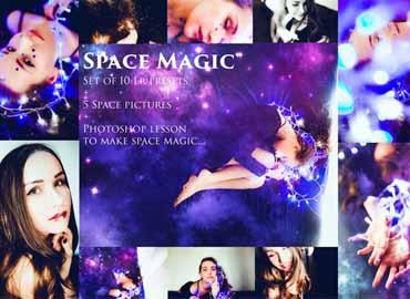 Space Magic – 10 Presets+Bonus