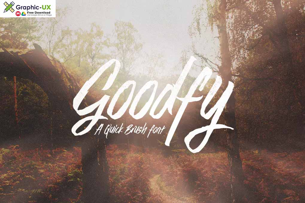 Goodfy font