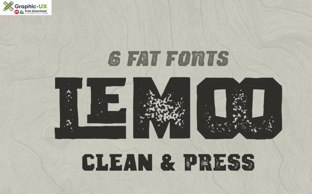 Lemoo Family Font