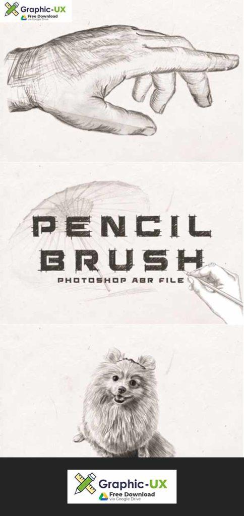 Photoshop Pencil Brush