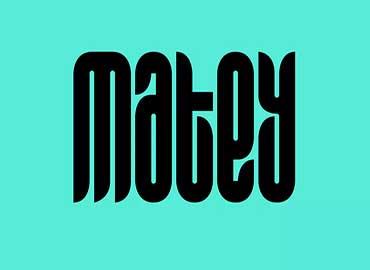 Matey Font
