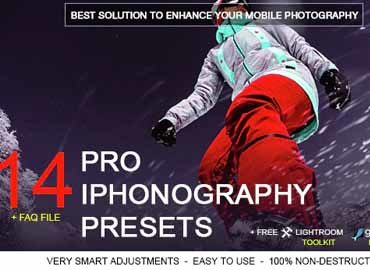 14 Pro iPhonography Presets