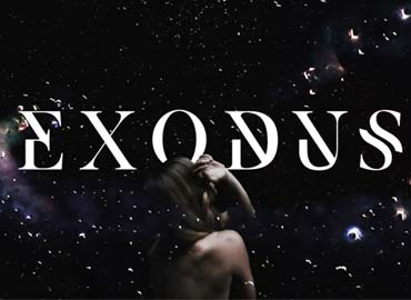 Exodus Font Free