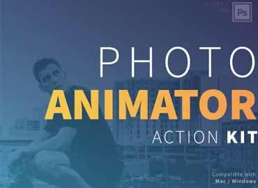 Photo Animator Kit Action