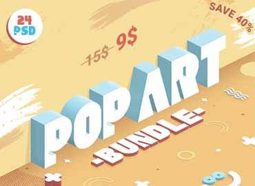 Pop Art Bundle