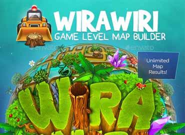 Wirawiri: Game Level Map Builder