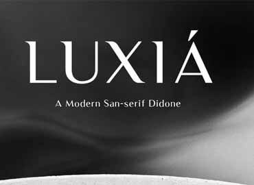 Luxia Font Free