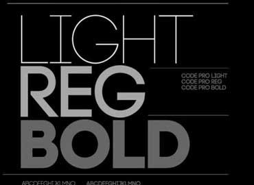 CODE Pro Font Free