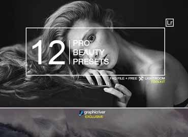 12 Pro Beauty Presets
