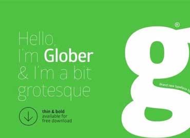 Glober Font Free