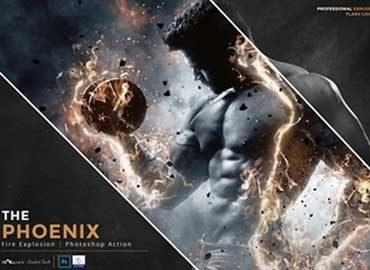 The Phoenix – Fire Explosion