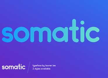Somatic Font Free