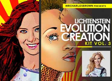 Lichtenstein Evolution Creation Kit v3