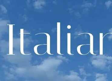 Italiana Font