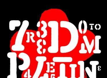 Depravo Stencil Font