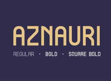Aznauri Free Font