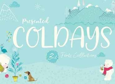 Coldays Memories Font Family