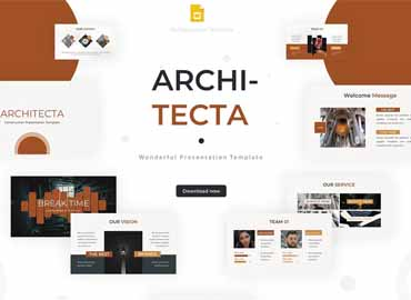 Architecta - Google Slides Template