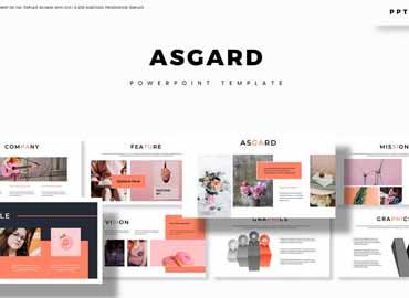Asgard - Powerpoint Template