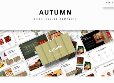 Autumn - Google Slides Template