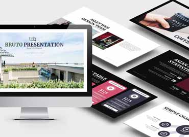 Brutto : Real Estate Powerpoint Template