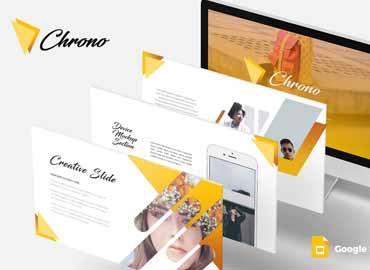 Chrono - Google Slides Template