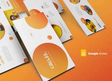 Circles - Google Slides Template