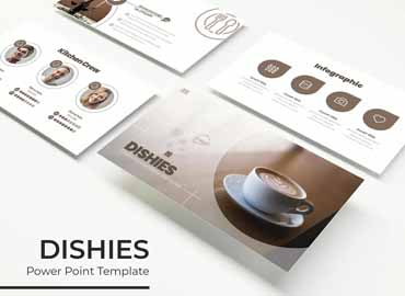 Dishies PowerPoint Template
