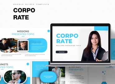 Corporate Google Slides Template