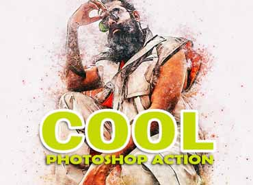 COOL GMaster Photoshop Action
